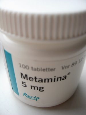 Metamina ADHD och ADD medicin