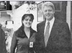 Lewinsky och bill