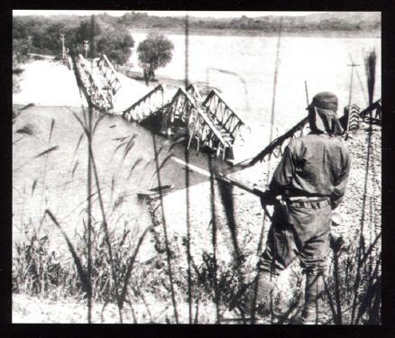 Spräng broarna och starta krig var paranoid