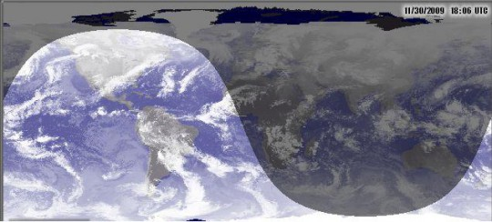 The tide of light - CAC hålets värmepanna som ying och yang